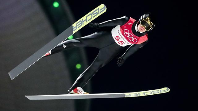 Skispringen: Großschanze der Männer live im TV und im Livestream