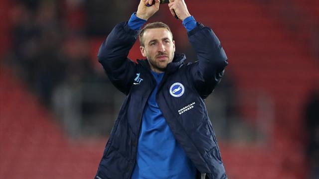 Chris Hughton: Glenn Murray can make starting shirt his own at Brighton