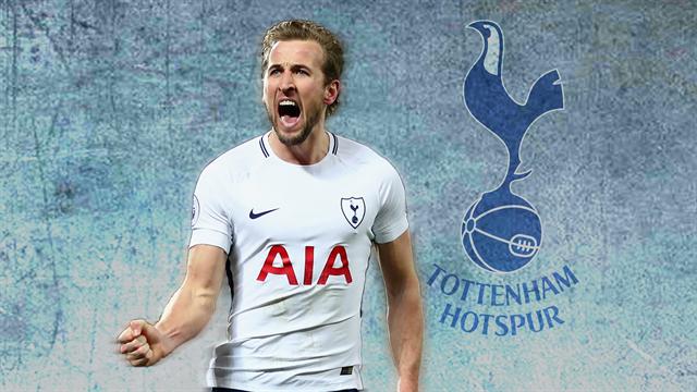 Ses 100 buts le prouvent : Kane est l'attaquant le plus complet du Royaume