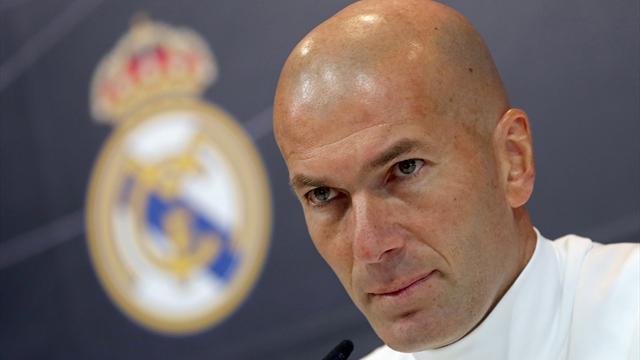 """Zidane, rotundo: """"No tengo nada que demostrar"""""""