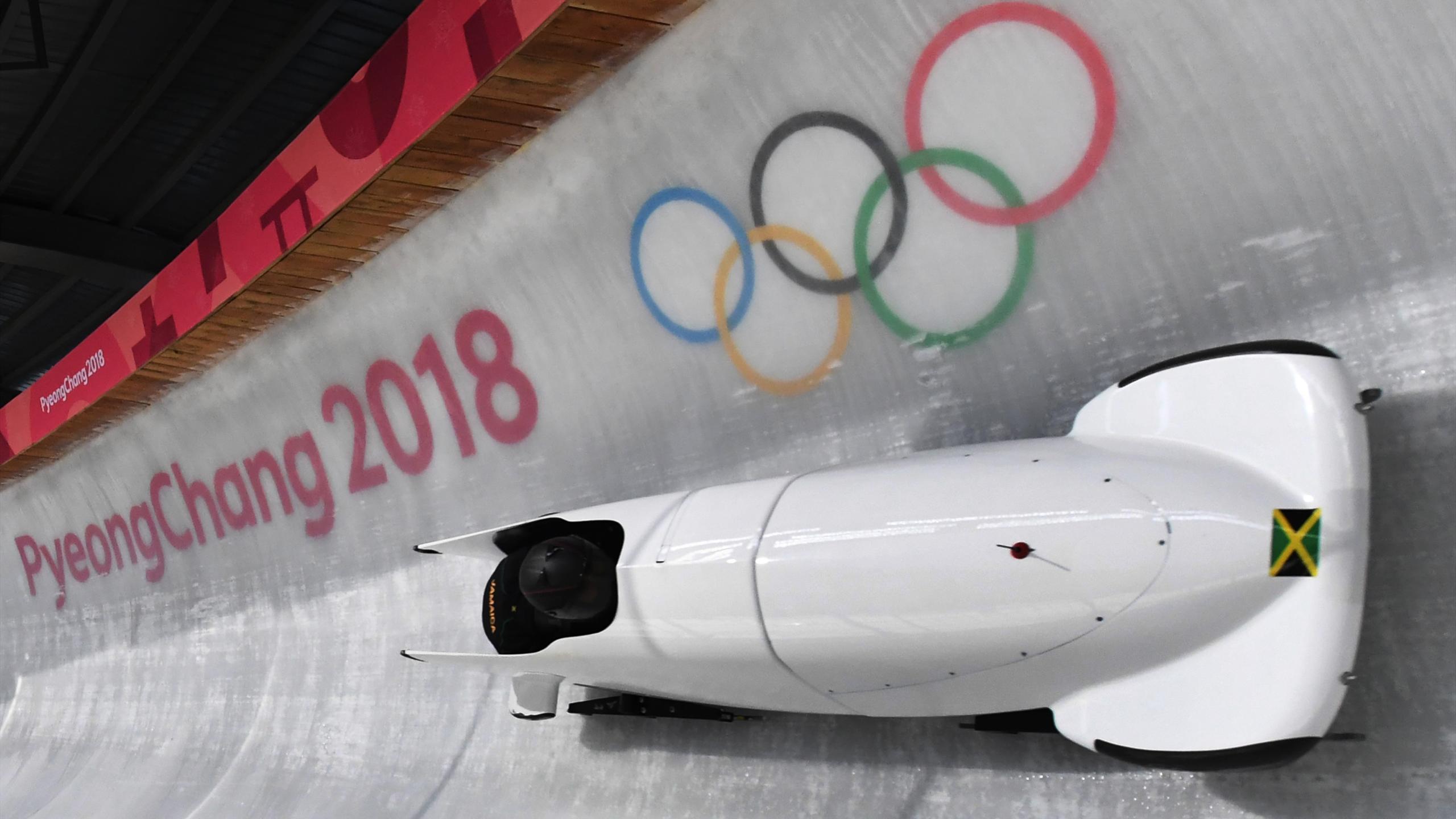 【平昌五輪】ジャマイカ女子選手 ボブスレーのソリを「クール・ボルト」と命名 世界最速男にあやかり YouTube動画>7本 ->画像>18枚