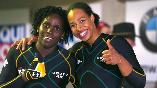 """Jamaica's women proud to carry on """"Cool Runnings"""" legacy"""