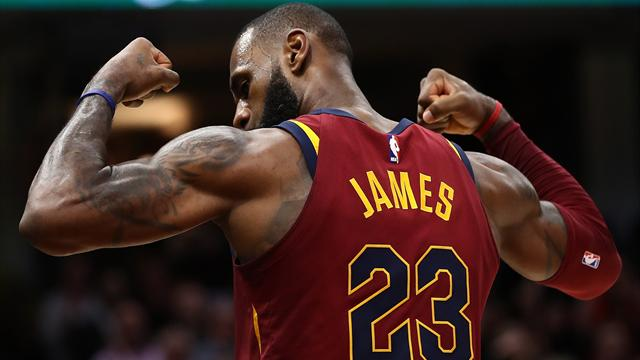LeBron James et les Cavaliers confirment leur renouveau