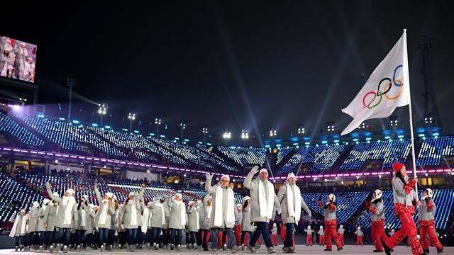 6 фоток российских олимпийцев, которым даже не доверили нести флаг