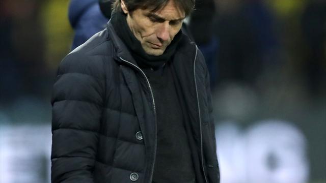 Antonio Conte not considering Chelsea axe