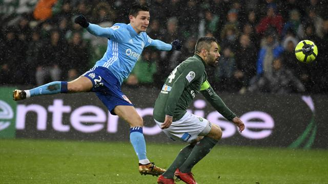 Saint-Etienne – OM EN DIRECT