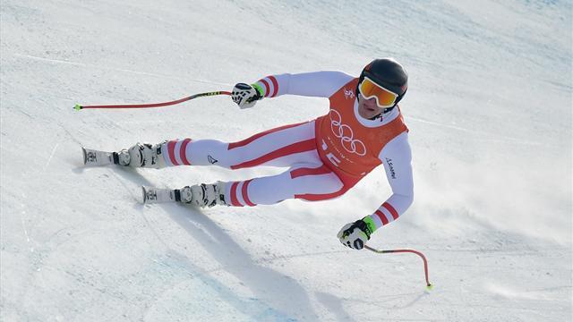 Olympia - Ski alpin: Abfahrt der Männer live im TV und im Livestream