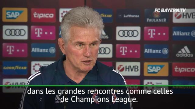 All. : le Bayern assure l'essentiel