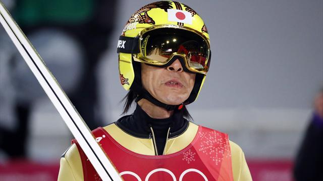 A sus 45 años promete seguir saltando hasta los Juegos de Sapporo en 2026