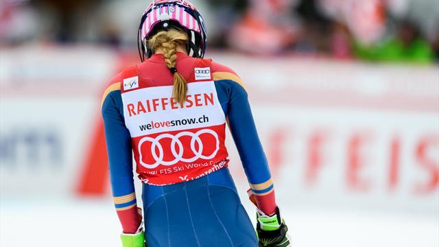 Cancellato lo slalom femminile per il forte vento; si recupera venerdì 16 febbraio