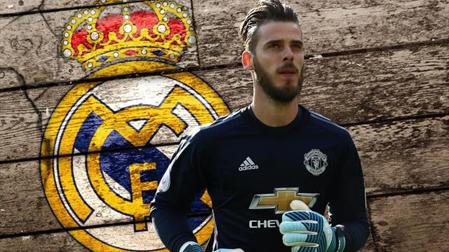 Euro Papers: Real Madrid reach agreement 'in principle' to sign De Gea
