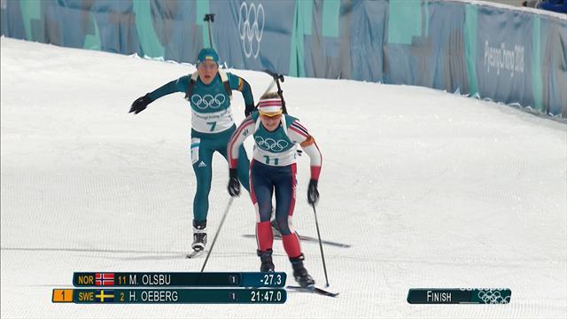 PyeongChang 2018 Kış Olimpiyatları: Kadınlar biatlon 7.5 kilometre sprint