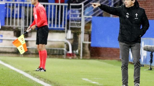 Espanyol se robó un empate en su visita a Celta de Vigo
