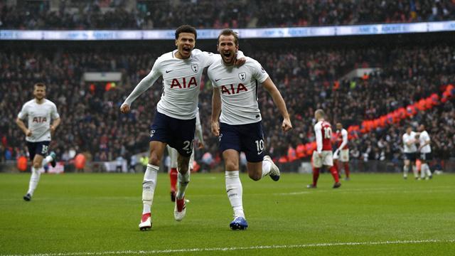 Le derby pour les Spurs, la déprime pour les Gunners