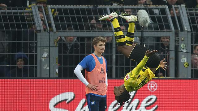 Batshuayi marque encore, Dortmund gagne encore