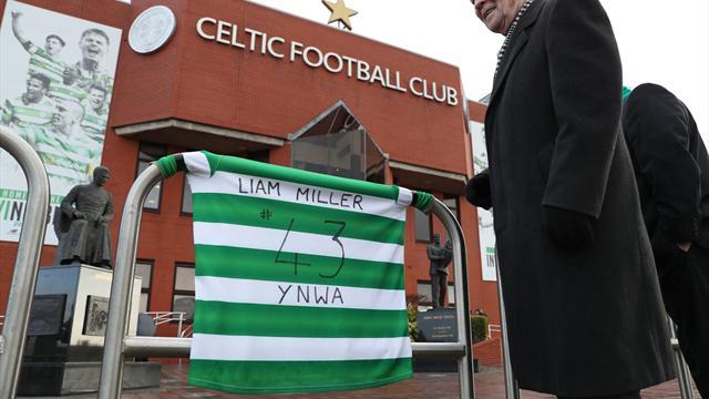 Former Manchester United midfielder Liam Miller dies aged 36