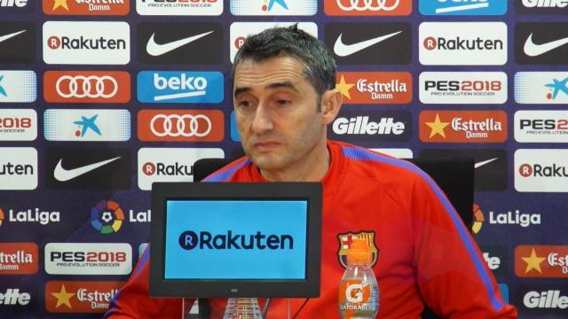 Valverde : «Suárez est le meilleur attaquant du monde»