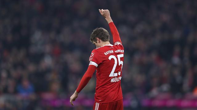 Rien n'arrête le Bayern