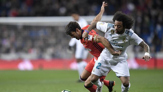 Inquiétude au Real : Marcelo sort sur blessure