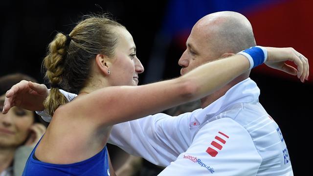 Les Tchèques et les Américaines à un point des demi-finales