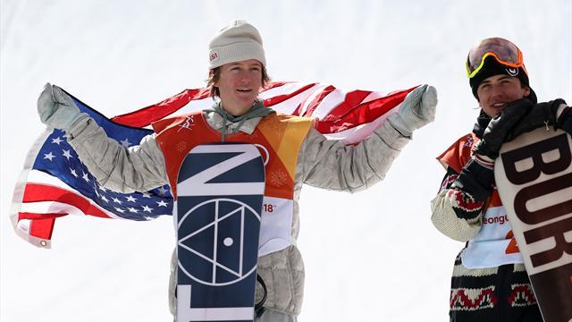 Vannacht in PyeongChang: tiener wint slopestyle, Maas naar finale