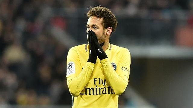 Neymar s'affiche les chevilles bandées sur Instagram avant Real – PSG