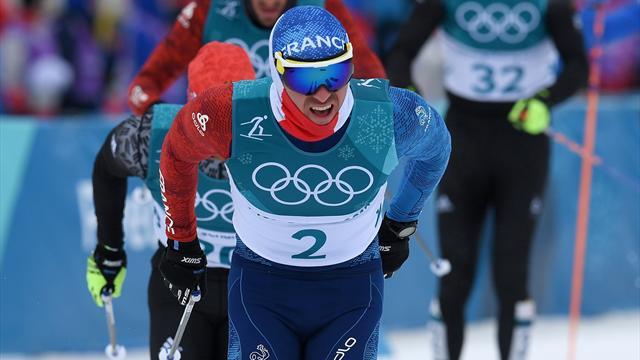 La Norvège écrase le skiathlon, Manificat 5e