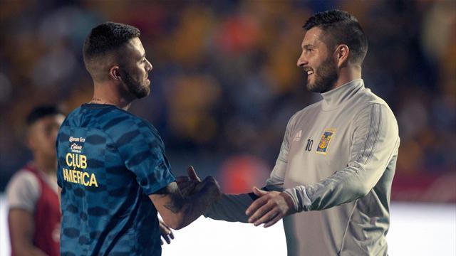 Gignac a frappé le premier, Ménez lui a répondu : pas de vainqueur entre les Tigres et l'América