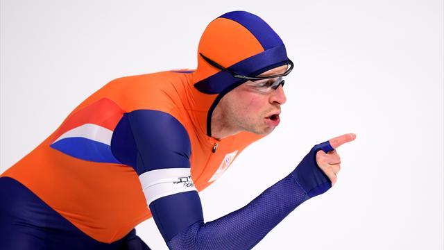 Après Vancouver et Sotchi, Kramer s'offre le triplé sur le 5000m