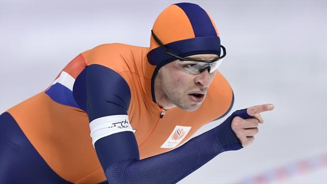 Sven Kramer unvanını rekorla korudu