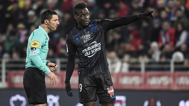 Balotelli victime d'insultes racistes à Dijon ?