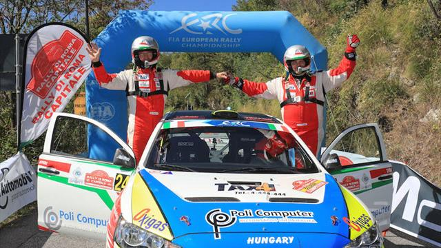 Papp's back for Érdi Jr in the ERC