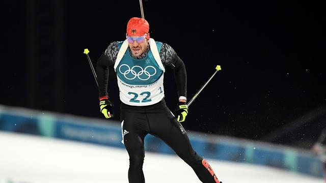 Erkekler biatlon sprintinde Peiffer sürprizi