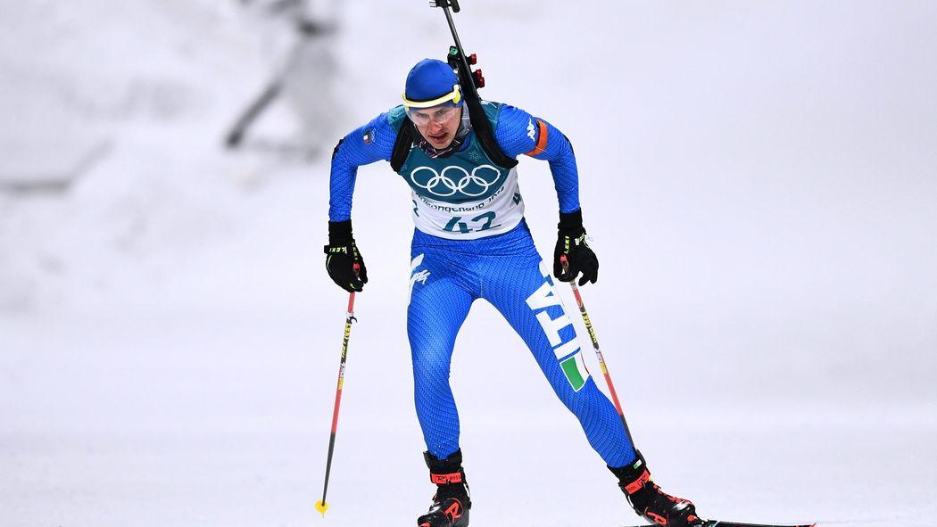 Calendario Biathlon.Tutti Gli Italiani In Gara Domenica 18 Febbraio Il