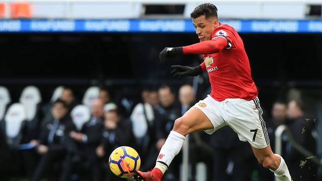 Newcastle – Man Utd EN DIRECT