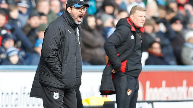 Huddersfield boss Wagner hails team's character after 'huge' win
