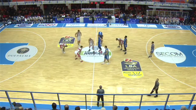 Highlights: Happy Casa Brindisi-EA7 Emporio Armani Milano 72-84