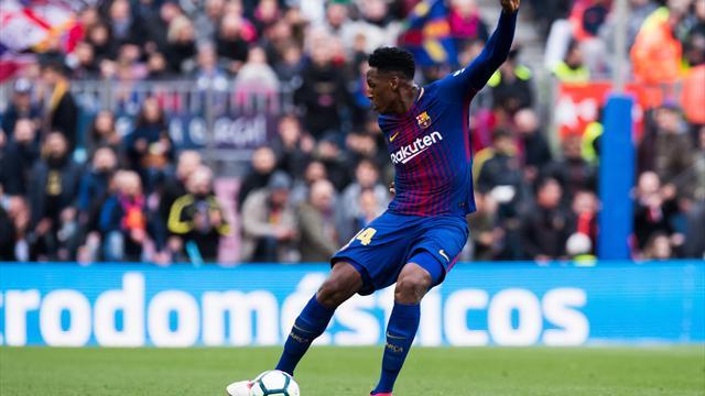 Transfer-Check: BVB wieder an Barça-Innenverteidiger dran