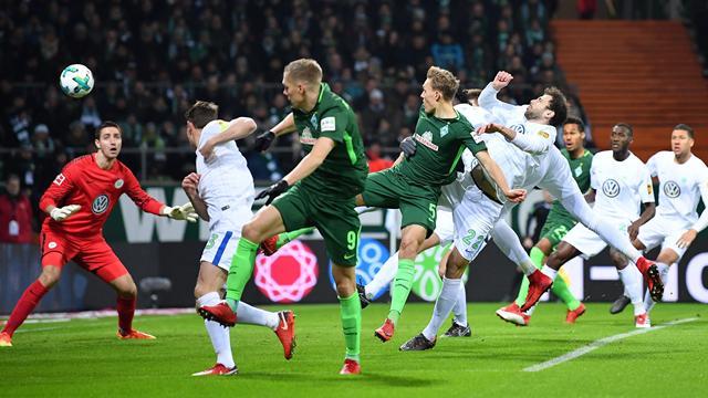"""""""Einfach nur schlecht!"""" Bremen bringt Wolfsburg wieder in Nöte"""