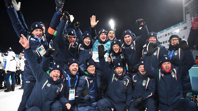 Umiltà, sacrificio e l'amore per la scultura: chi è Windisch, il bronzo a sorpresa del biathlon