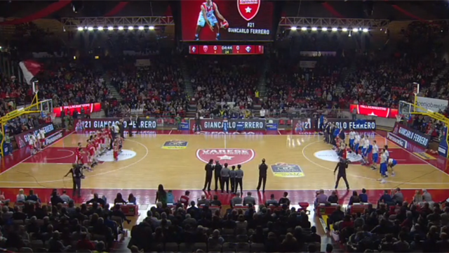 Highlights: Openjobmetis Varese-Germani Brescia 100-72
