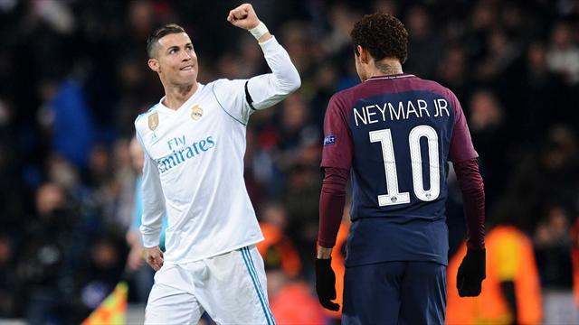 """Zidane : """"On ne veut pas voir un duel Neymar-Ronaldo, mais un bon match de foot"""""""
