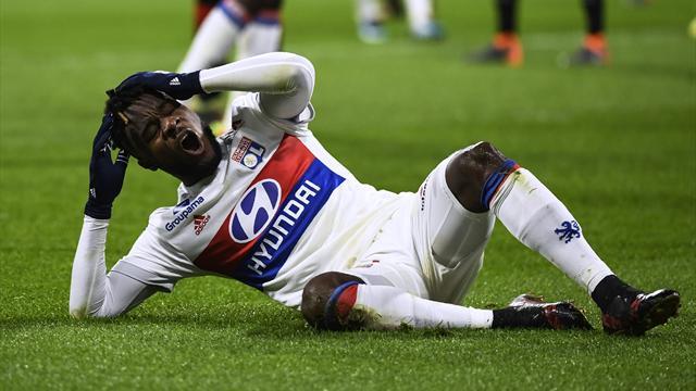 Rien ne va plus pour Lyon