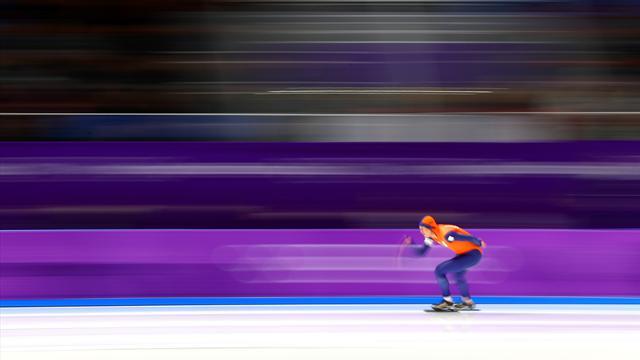Jocurile Olimpice de Iarnă PyeongChang 2018: Ziua 2