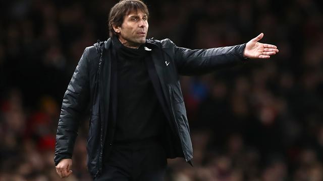 Chelsea boss Antonio Conte praises 'fantastic' former rival Luis Enrique