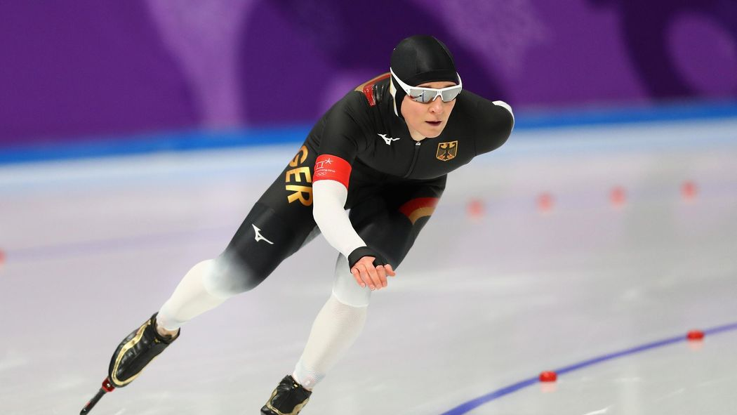 Olympia 2018 Eisschnelllauf Das Finale Der Frauen über 5000 Meter