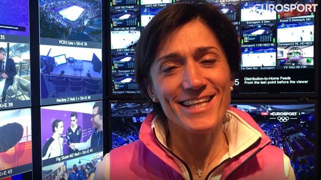 """Gabriella Paruzzi festeggia Dominik Windisch: """"Questa medaglia galvanizza tutto l'ambiente"""""""