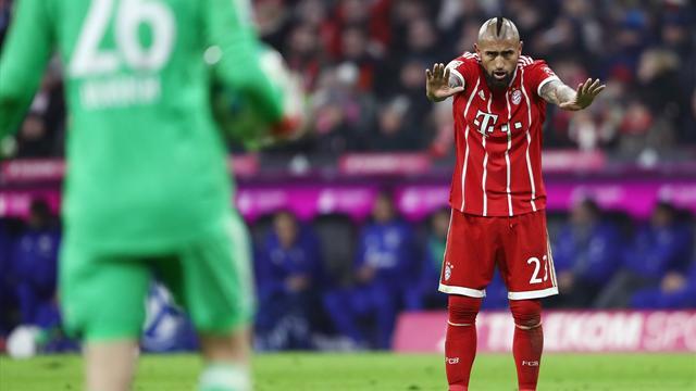 "Bleibt Vidal bei Bayern? ""Denke nicht an einen Wechsel"""
