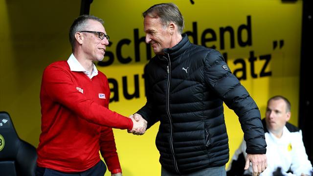 Watzke verrät: Das ist Dortmunds Plan mit Trainer Stöger
