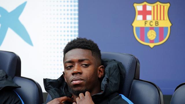 Dembele fehlt beim Barça-Training